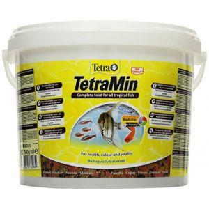 Tetra Nourriture TetraMin Flakes, 10 l pour chat