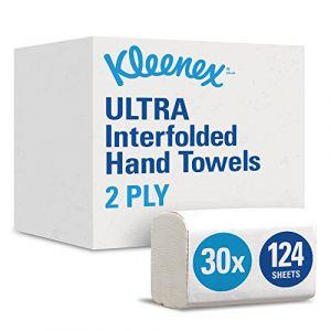 Kleenex Essuie mains Ultra douceur extreme paquet de 116 feuilles