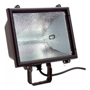 AS Schwabe Ampoule halogène -Strahler PROFI IP65 1000 W avec lampe