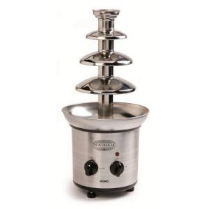 Roller Grill DOM916 - Fontaine à chocolat semi-professionnelle