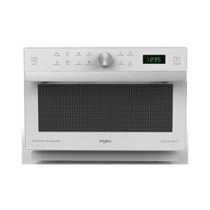 Whirlpool Supreme Chef (MWP338W) - Four micro-ondes combiné grill