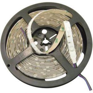 Barthelme Ruban LED avec câble à extrémités ouvertes Y51516411 182461 24 V 502 cm rouge 1 pc(s)