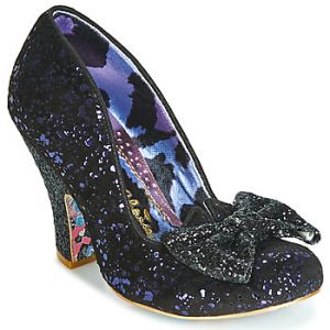 Irregular Choice Chaussures escarpins NICK OF TIME Noir - Taille 36,37,38,39,40,41,42,43