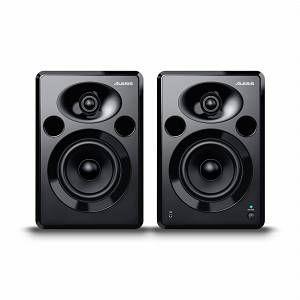 Alesis Elevate 5 MKII - Paire d'Enceintes de Monitoring Actives 120 W avec Bass Boost pour Création Multimédia Professionnelle sur PC et MAC