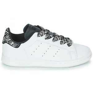 Adidas Stan Smith Bandana Noir Et Blanc Enfant 34 Baskets