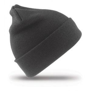 Result Bonnet hiver WOOLLY Gris Unique