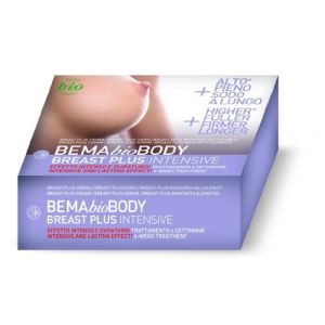 "Bema Cosmetici Kit Intensif Breast PLUS ""bioBody"" - 230 ml"
