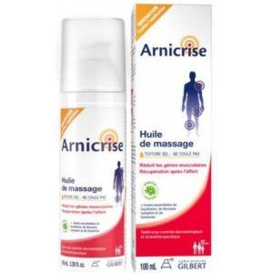 Laboratoires Gilbert Arnicrise - Huile de massage - 100 ml
