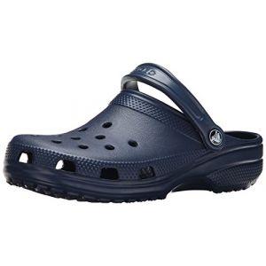 Crocs Classic, Sabots Mixte Adulte, Bleu (Navy) 45/46 EU