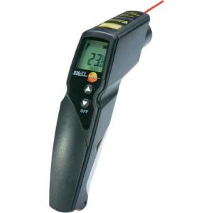 Testo 830-T1 - Thermomètre infrarouge Optique 10:1 -30 à +400 °C