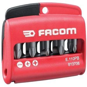 Facom 10 embouts avec porte-embouts