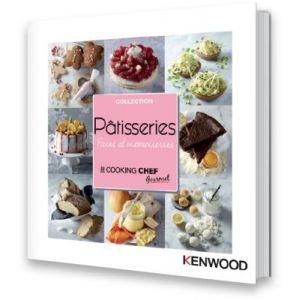Kenwood Livre de cuisine 200 Patisseries /pains /Viennoiseries