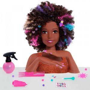 Giochi Preziosi Tête à coiffer Barbie Afro