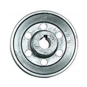Ribitech PRP19/080 - Poulie en aluminium 19mm
