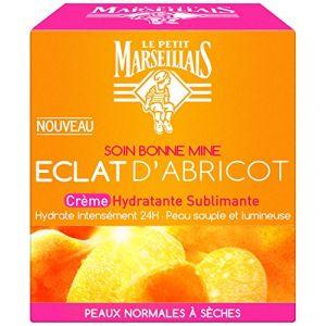 Le Petit Marseillais Crème hydratante sublimante Eclat Abricot 50 ml