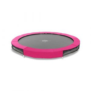Exit Toys Trampoline Silhouette Ground 305 Rose 10ft