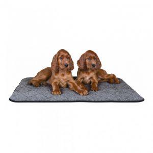 Trixie Couverture et tapis pour chiens couverture thermique 70 x 50 cm