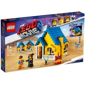 Lego Movie 2 70831 - La maison-fusée d'Emmet !
