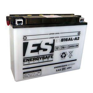 EnergySafe Batterie YB16AL-A2 avec acide