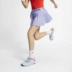 Nike Jupe de tennis Court Victory pour Femme - Pourpre - Couleur Pourpre - Taille L