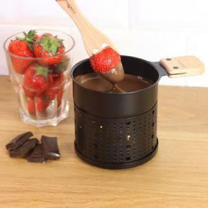Cookut Lumi Choco - Fondue au Chocolat à la Bougie