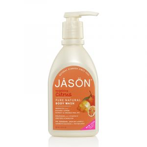 Jason Revitalizing Citrus Pure Natural - Crème douche