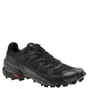 Salomon Chaussures de trail speedcross 5 noir 45 1 3