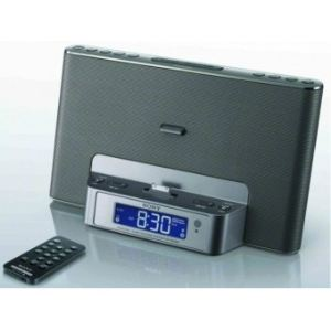 Sony ICF-DS15iP - Station d'accueil radio-réveil pour iPod / iPhone