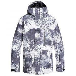 Quiksilver Vestes Mission Printed - Castle Rock Splash - Taille S