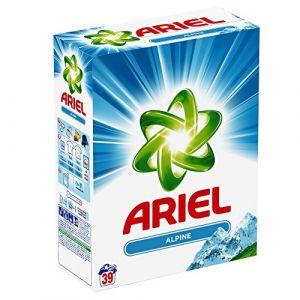 Ariel Lessive poudre Alpine 39 lavages