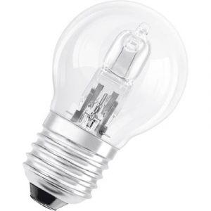 Osram Ampoule halogène Eco Classic P sphérique E27 - 42 W - boîte