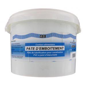Geb Pâte d'emboitement pour canalisations PVC 2kg