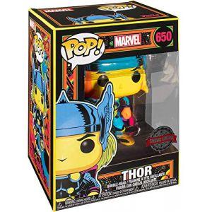 Funko Figurine Pop - Thor - Marvel: Black Light (650) - Pop Movies - Exclusive - Fu48847