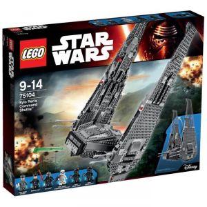Lego 75104 - Star Wars : Navette de commandement de Kylo Ren