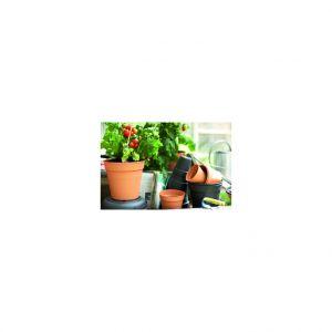 Elho Pot 11cm Green Basics coloris terre cuite