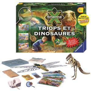 Ravensburger Maxi science X : Créatures préhistoriques