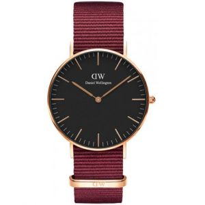 Image de Daniel Wellington Classic Black Roselyn 36 mm DW00100273