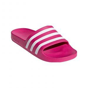 Adidas Claquettes de piscine Adilette Aqua Magenta - Taille 36 y 2/3
