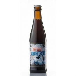 Brasserie Hofstetten Granit Bock ICI - Bière Brune - 33 cl - 11,5 %