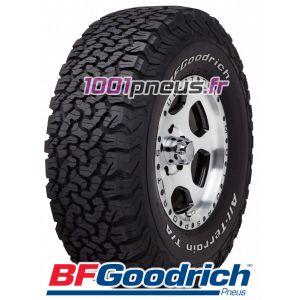 BFGoodrich LT245/65 R17 111S/108S All Terrain T/A KO2 LRD RWL