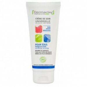 Dermaclay Crème UNIVERSELLE visage & corps 100 ml