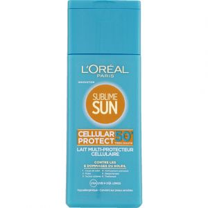 L'Oréal Lait Protection Solaire Cellular Protect 50+ 200 ml