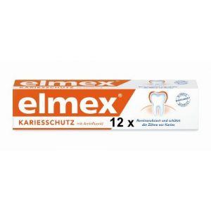 Elmex Kariesschutz mit aminfluorid - Fluoridzahnpasta
