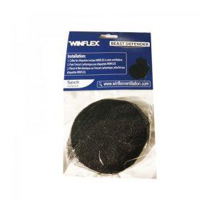 Winflex Ventilation Filtre de protection Anti-Insectes 125mm ventilation