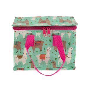 Sass & Belle Lunch Bag Lima Llama