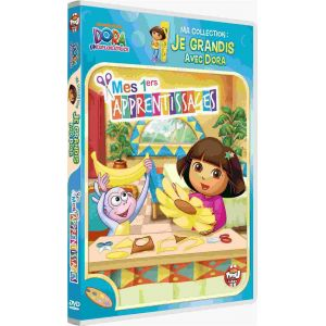 Dora l'exploratrice - Ma collection : Je grandis avec Dora - Mes 1er apprentissages [DVD]
