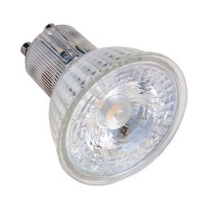 Aric Ampoule GLASS LED GU10 - 4W - 4000K - 420lm - Non dimmable