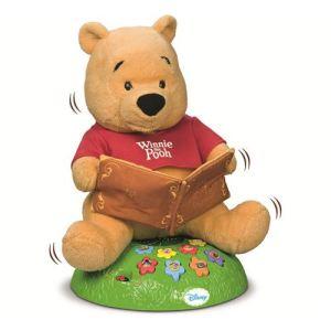 IMC Toys Livre magique: Winnie l'ourson lit des histoires