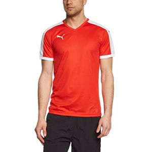 Puma Maillot Pitch Rouge