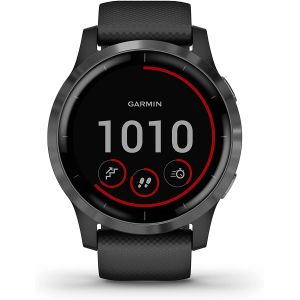 Garmin VIVOACTIVE 4 45mm BLACK/GUNMETAL - Montre sport GPS